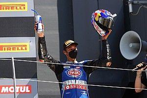 WorldSBK: Razgatlioglu rompe el duopolio de Ducati y Kawasaki en Misano