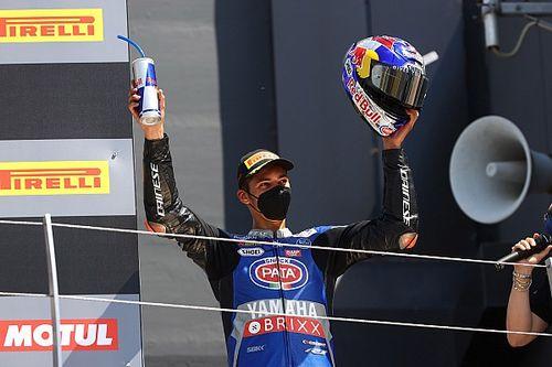 Razgatlioglu le da a Yamaha su primer triunfo en 2021