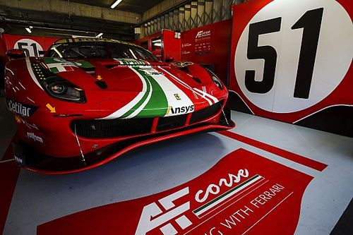 Ferrari hits out at BoP change for WEC Bahrain double-header