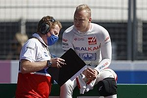 """Steiner: """"Exaggerated"""" Mazepin-Schumacher rivalry is not personal"""