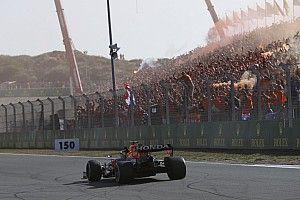 ホンダ田辺F1テクニカルディレクター「素晴らしい雰囲気のオランダGPを勝てて嬉しい」。ペレスには新仕様ESを投入