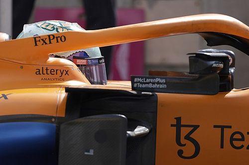 Ricciardo test op Hungaroring nieuwe Pirelli's voor 2022