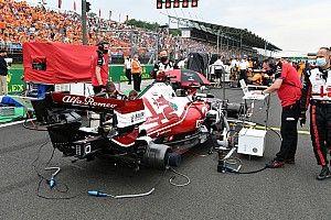 """Ezt mentené át az idei szezonból a már """"100%-ban"""" 2022-re koncentráló Alfa Romeo"""