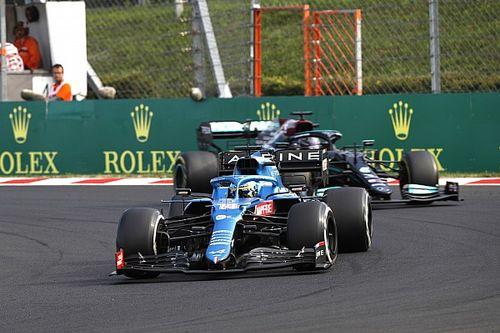 Ross Brawn Puji Duel Fernando Alonso dengan Lewis Hamilton