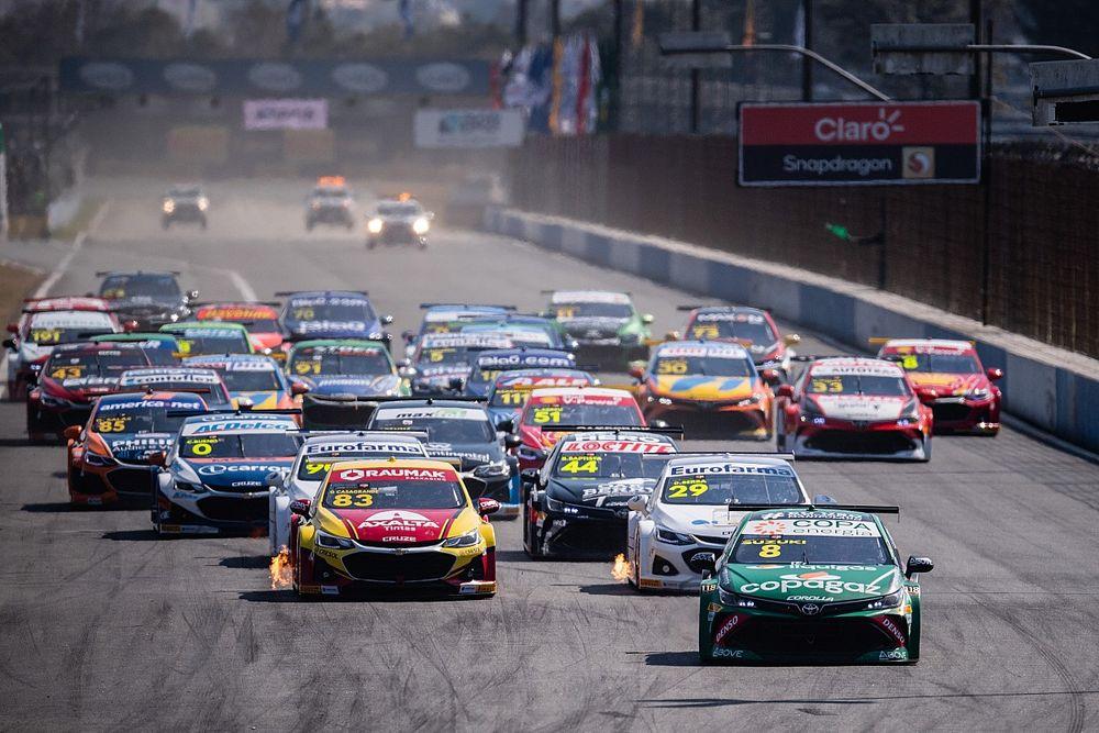 Stock Car: Confira horários e como assistir a rodada dupla de Goiânia, com traçados diferentes em cada dia
