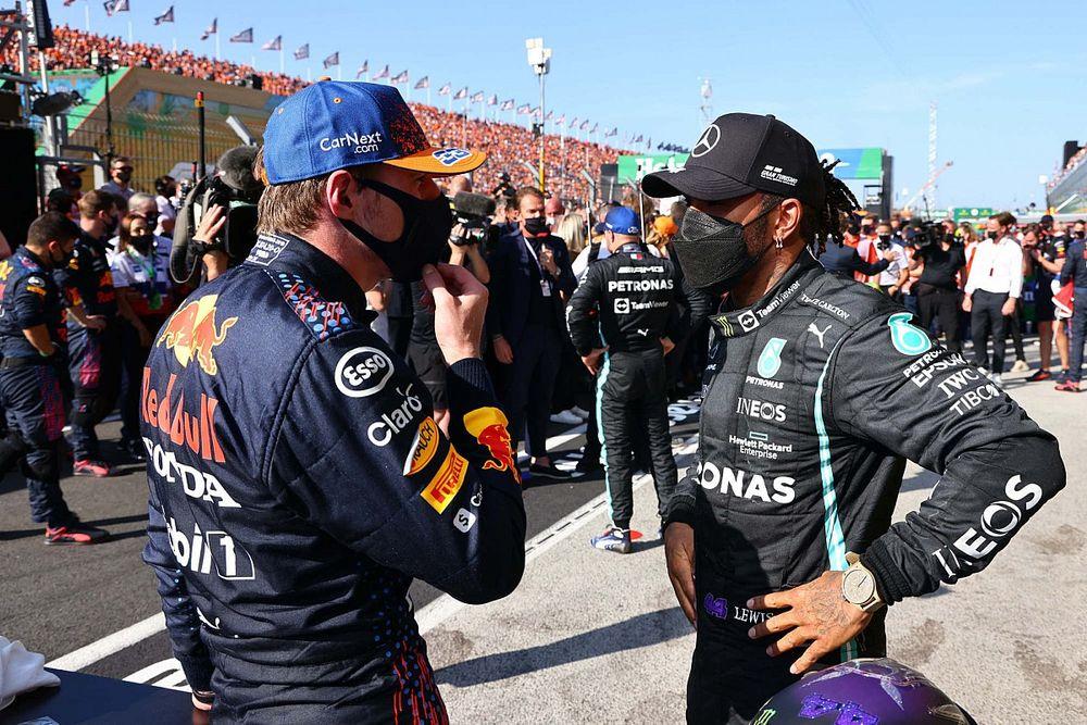Podcast: Dampak Rivalitas Hamilton-Verstappen untuk F1