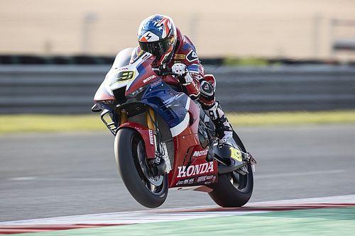 Honda Bantu Alvaro Bautista Jadi Pembalap Lengkap