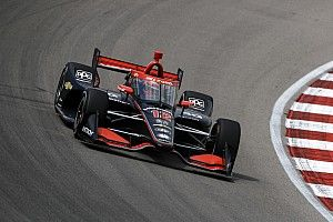 Gateway IndyCar: Power edges Herta, takes first pole of 2021