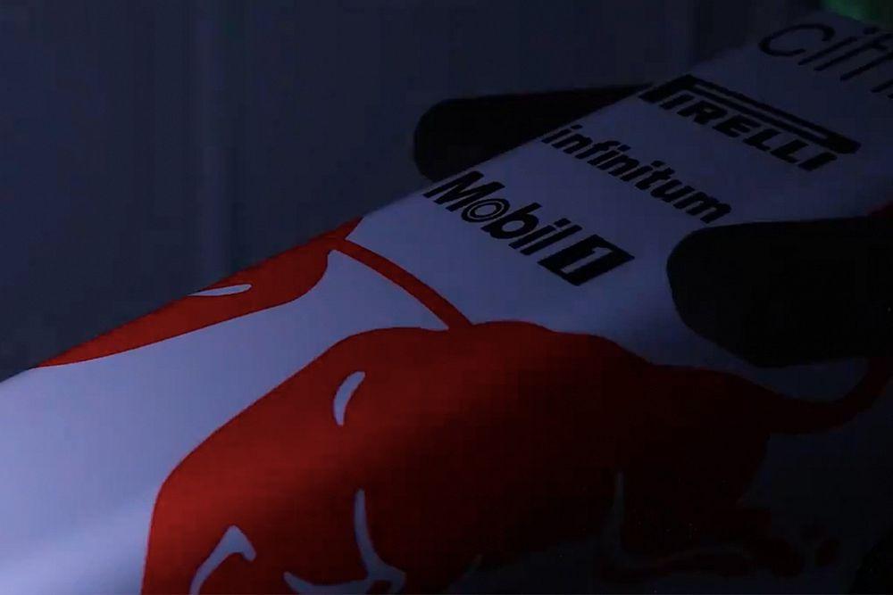 Specjalne barwy Red Bull Racing