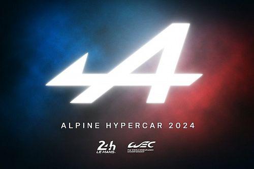 Oficial: Alpine competirá en Le Mans y en el WEC con un LMDh