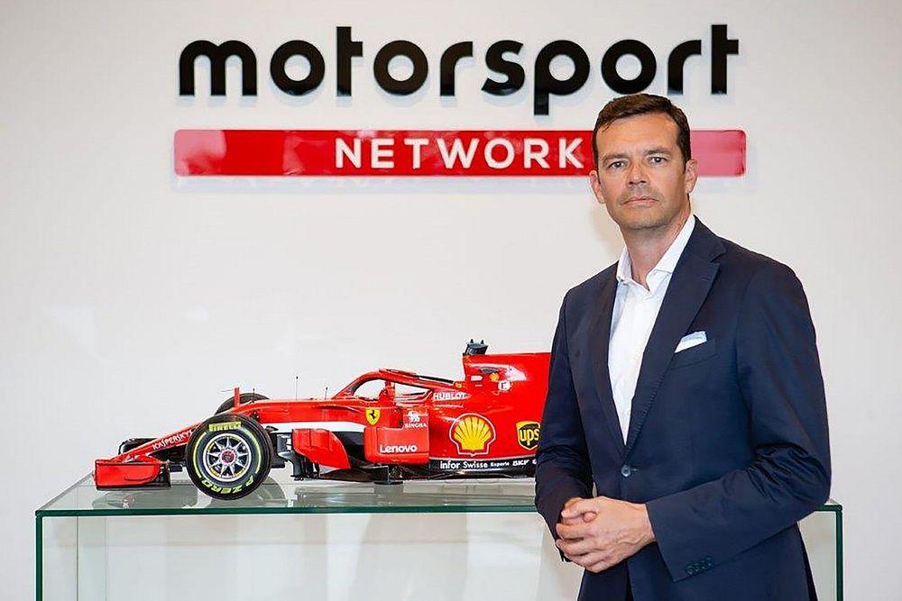 Oliver Ciesla è il nuovo CEO di Motorsport Network