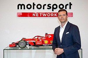 Motorsport Network任命Oliver Ciesla出任首席执行官