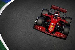 荷兰大奖赛FP2:莱克勒克最快,法拉利包揽前二