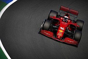 Ferrari logra el 1-2 en la segunda práctica en Zandvoort en la F1 2021