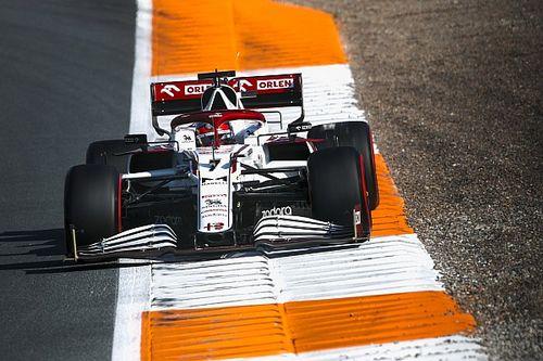 Alfa Romeo Targetkan Lolos ke Q2 GP Belanda