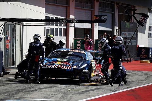 Wittmann frustré par les arrêts plus rapides des Ferrari