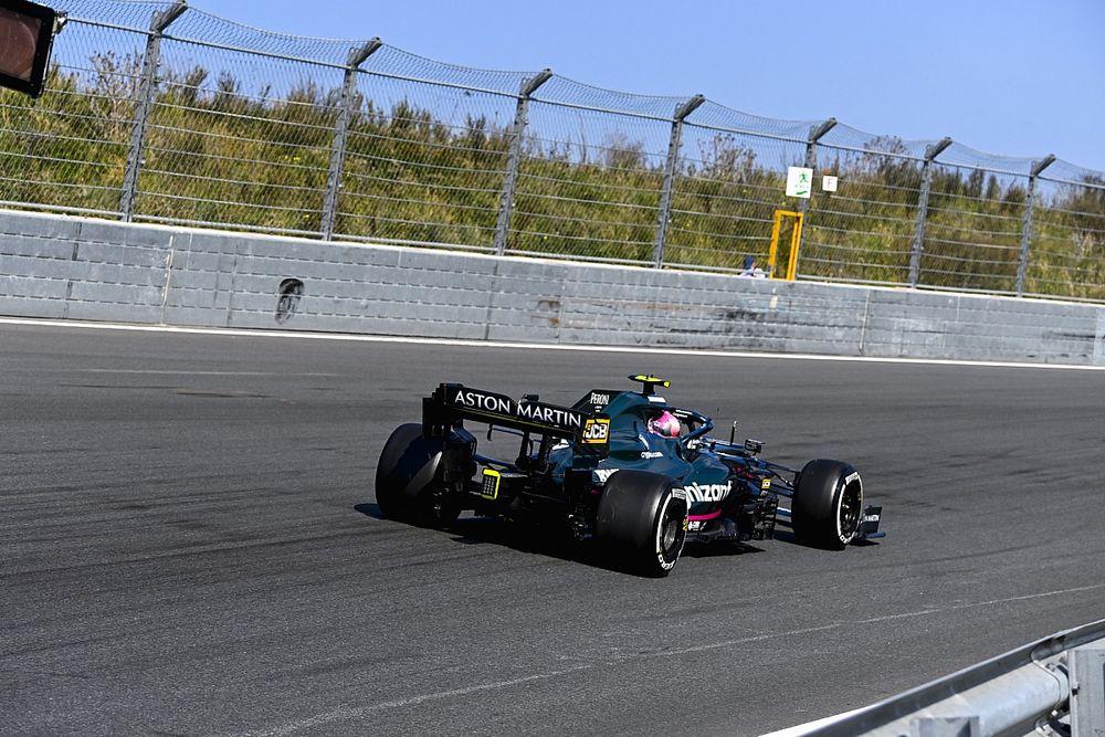 Vettel set to return in Zandvoort FP2 after engine failure