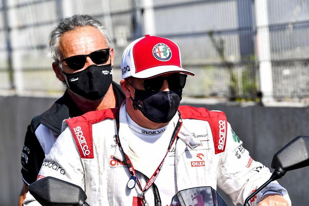 Alfa Romeo хочет сохранить Райкконена. Но не в качестве пилота