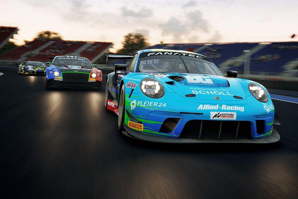 Assetto Corsa Competizione Bakal Mendarat di PS5 dan Xbox Series