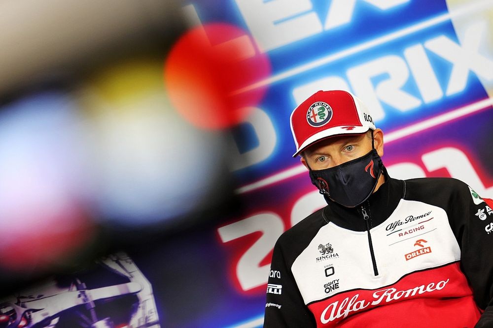 Räikkönen ignore s'il reprendra le volant en compétition