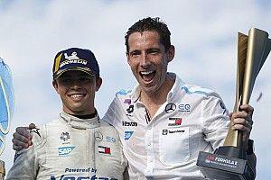 Berlin E-Prix: 3 şampiyonluk adayı kaza yaptı, de Vries ve Mercedes şampiyon oldu!