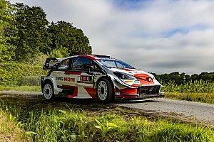 WRC, Pirelli: in Spagna ecco le nuove PZero RA WRC HA da asfalto
