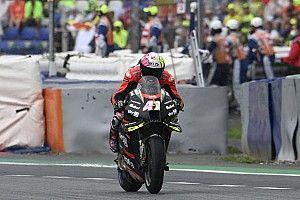 """""""One minute of bad luck"""" cost Espargaro Austria MotoGP podium"""