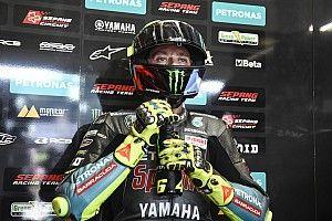 Ambidextrous, Rahasia Valentino Rossi Sukses sebagai Pembalap MotoGP