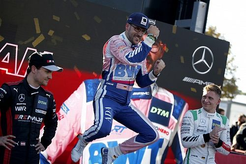 Судьбу титула DTM решила командная тактика Mercedes