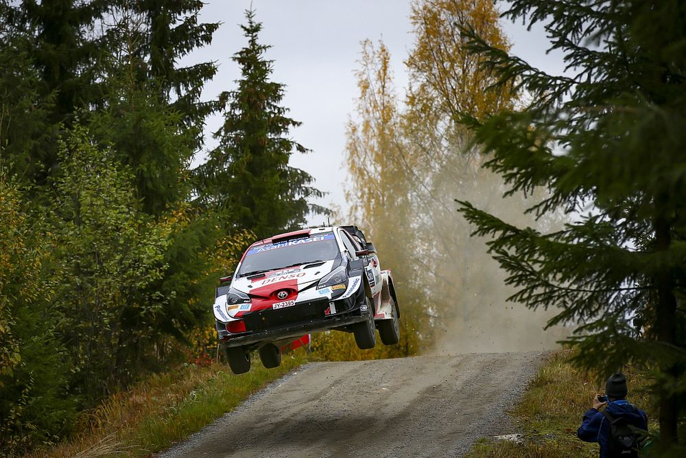 WRC Finland: Evans boosts WRC title hopes with famous victory