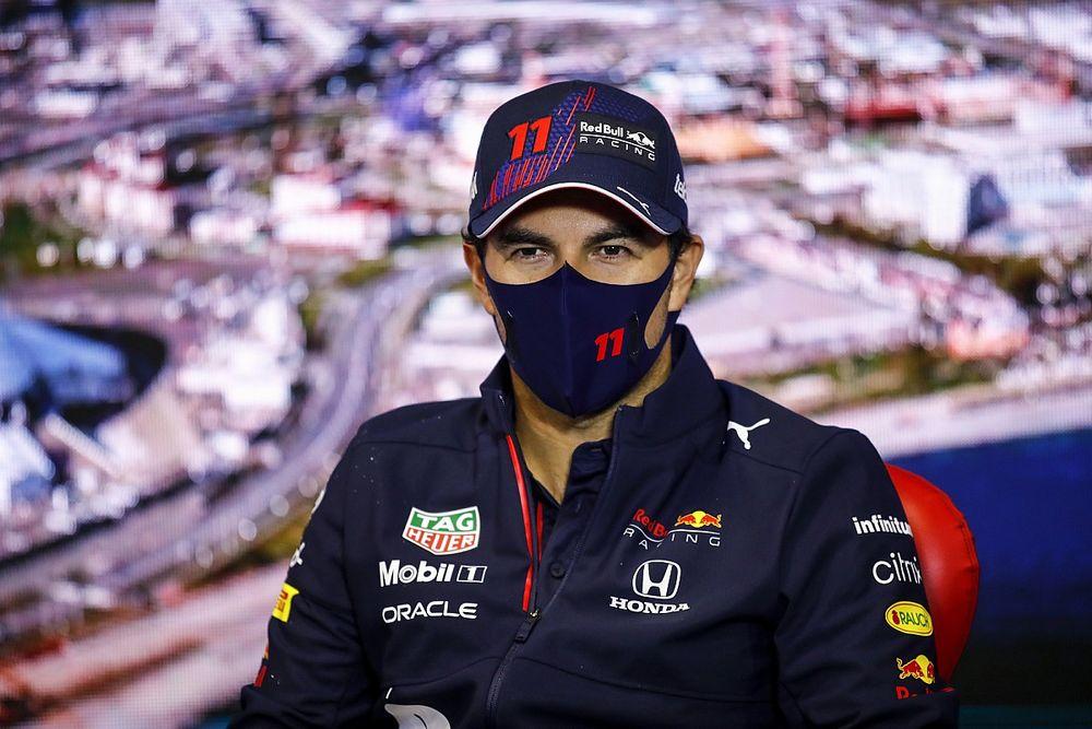 Pérez no tiene dudas de que revertirá su situación actual en Red Bull