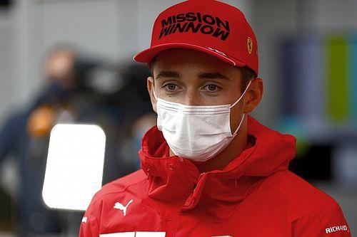 """Leclerc: """"La Ferrari sta lavorando nella giusta direzione"""""""