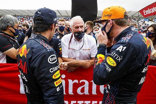 """Marko: """"McLaren'ler bizi geçmediği için mutluyuz"""""""