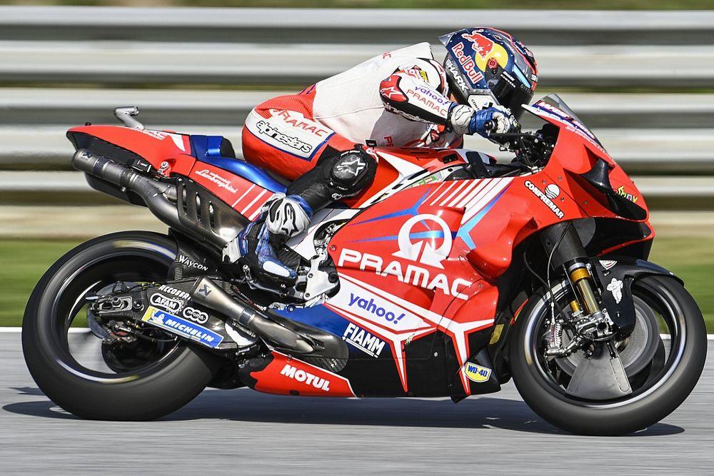 Avusturya MotoGP: Martin ve Pramac Ducati tur rekoruyla arka arkaya ikinci kez pole pozisyonunda!