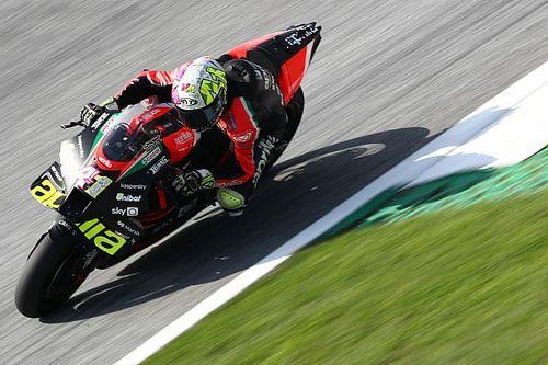 Aleix Espargaro Dambakan Podium di MotoGP Inggris