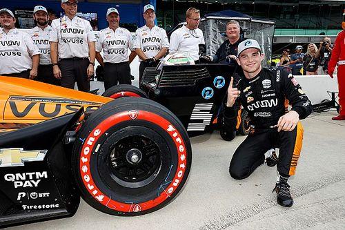 IMS IndyCar: Pole for O'Ward, Lundgaard stars in shockingly close fight