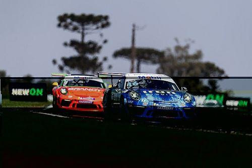 "Porsche Cup: Pizii diz que ""bateu a meta"" após vitória na Carrera"