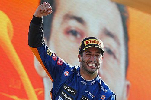 Ricciardo: az időmérő után tudtam, hogy nekem itt küldetésem van