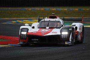 Toyota no cede en el warm up de las 24h de Le Mans 2021