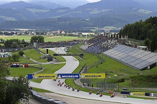 Red Bull Ring Ubah Tikungan 2 untuk MotoGP