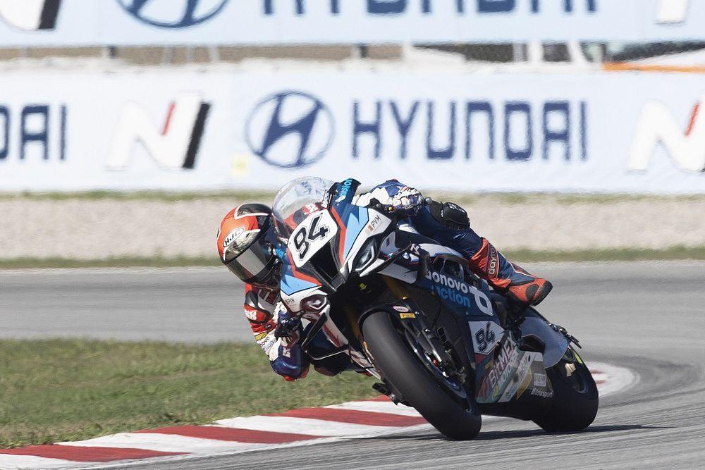 Folger won't continue with Bonovo BMW WSBK team in 2022