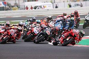 MotoGP, Lap Chart del GP di San Marino