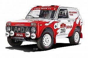 Швейцарцы поедут «Дакар» на «Ниве» 1984 года и получат заводскую поддержку