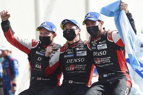 小林可夢偉、ル・マン初勝利の喜びを語る「このレースに勝つのを、僕も夢見てきた」