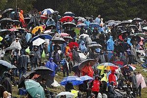 F1ドメニカリCEO、悪天候下のレーススタートは「主催者との契約とは全く関係ない」と説明