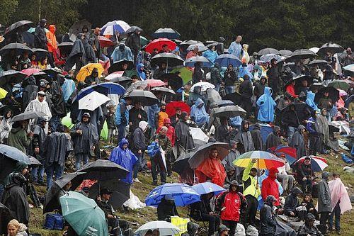 Hamilton espera que los fans recuperen el dinero del GP de Bélgica