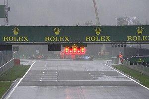 """Ecclestone: """"Biz bundan çok daha kötü havalarda yarış düzenledik"""""""