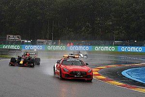 Vergogna F1: Verstappen vince il GP del Belgio mai corso!