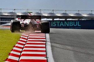 Las fotos del viernes en el 'nuevo' Estambul del GP de Turquía