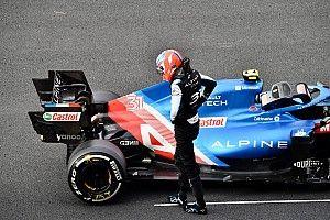Alpine explica la diferencia entre Alonso y Ocon en Sochi
